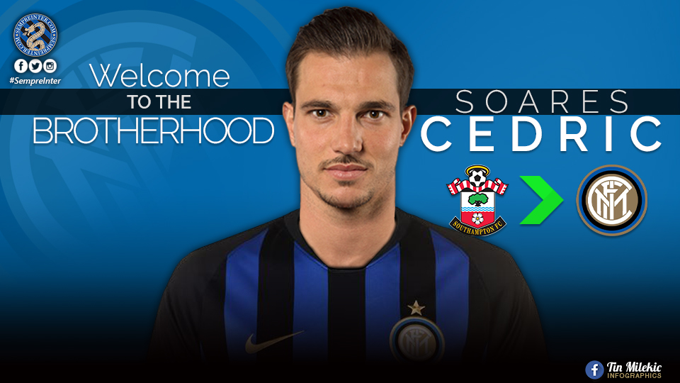 Cedric Officially Joined Inter Milan