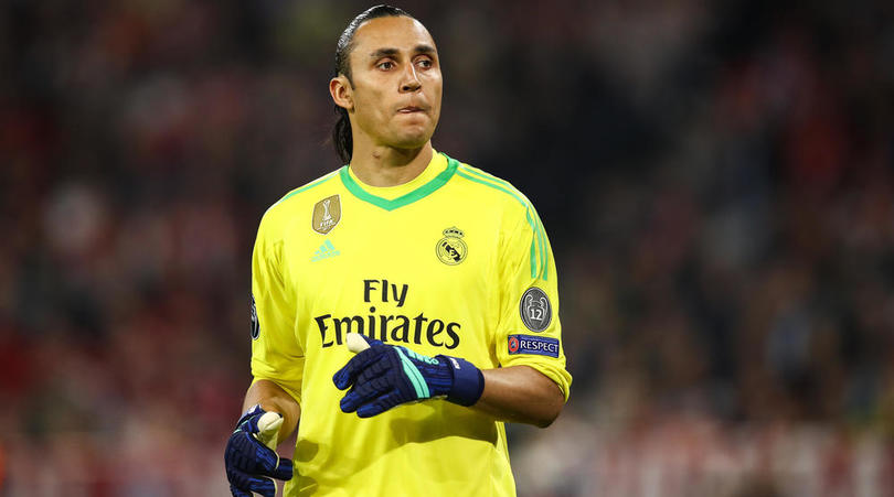 Navas Giving Signal To Resign From Madrid