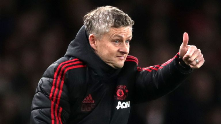 Solskjaer Salut With United's Defensive Player Performance