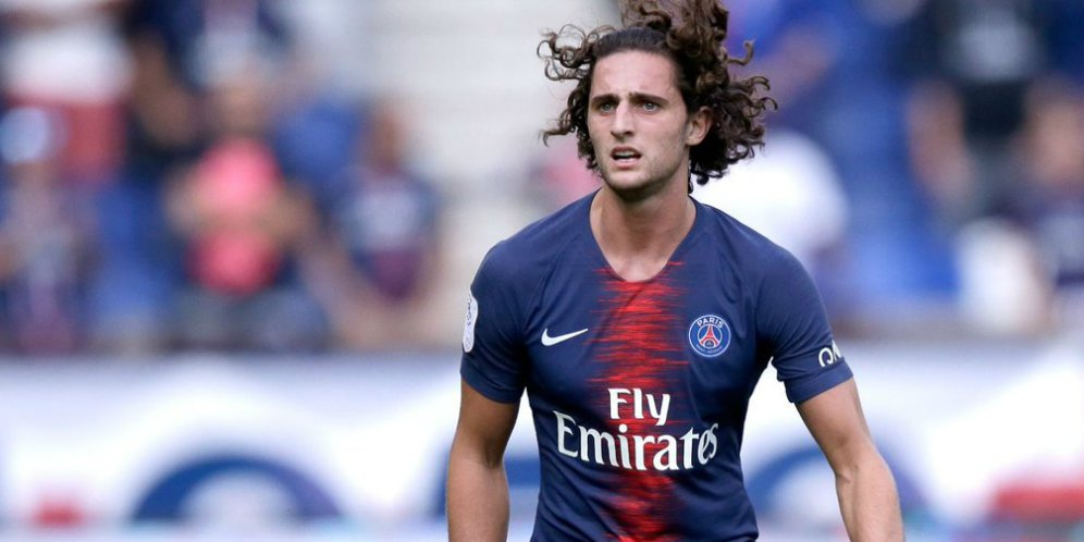 Manchester United Will Recruit Adrien Rabiot Next Season