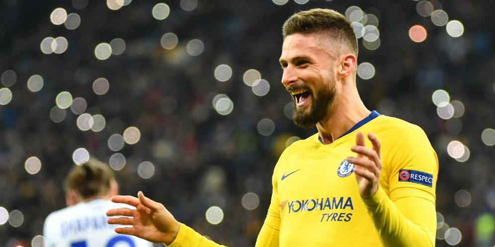 Giroud Want To Leave Chelsea Next Season