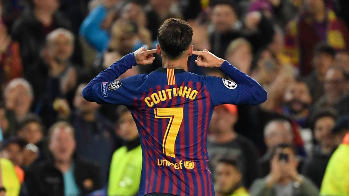 Liverpool Do Not Want To Bring Back Countinho From Barcelona