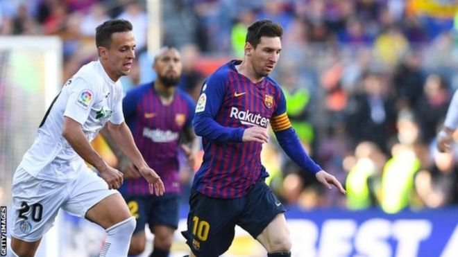 Lionel Messi Can't Forget About Losing Against Liverpool