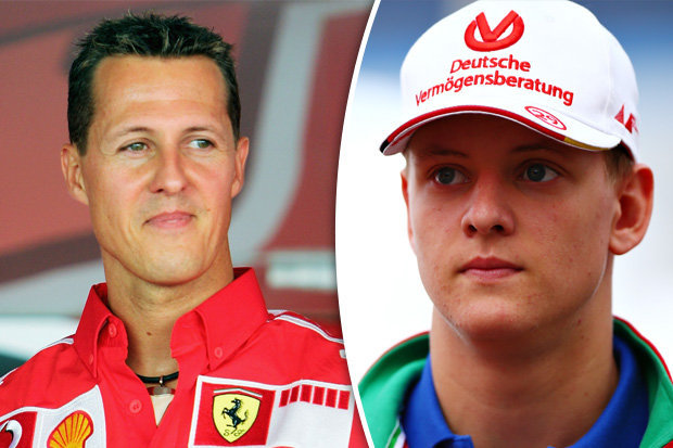 Will Mirk Schumacher Follow his Father Road ?