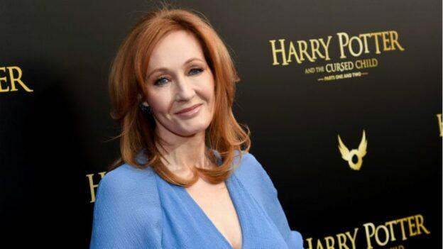 Fakta Mencengangkan Tentang J.K. Rowling